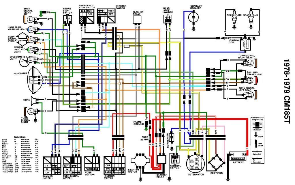 DIAGRAM] Honda Cm400 Wiring Diagram FULL Version HD Quality Wiring Diagram  - NUDIAGRAMS1F.BINGOSARDINIA.IT | 81 Honda Wiring Diagram |  | Bingosardinia.it