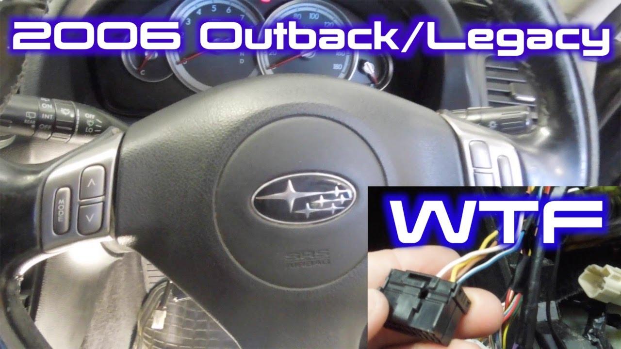 Wiring Diagram For 2012 Subaru Wrx Sti Steering Wheel To Radio