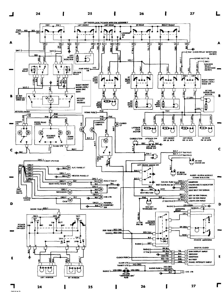 DIAGRAM] For A 1996 Jeep Wiring Diagram FULL Version HD Quality Wiring  Diagram - AAWIRINGLOOM.MAMI-WATA.FRMami Wata