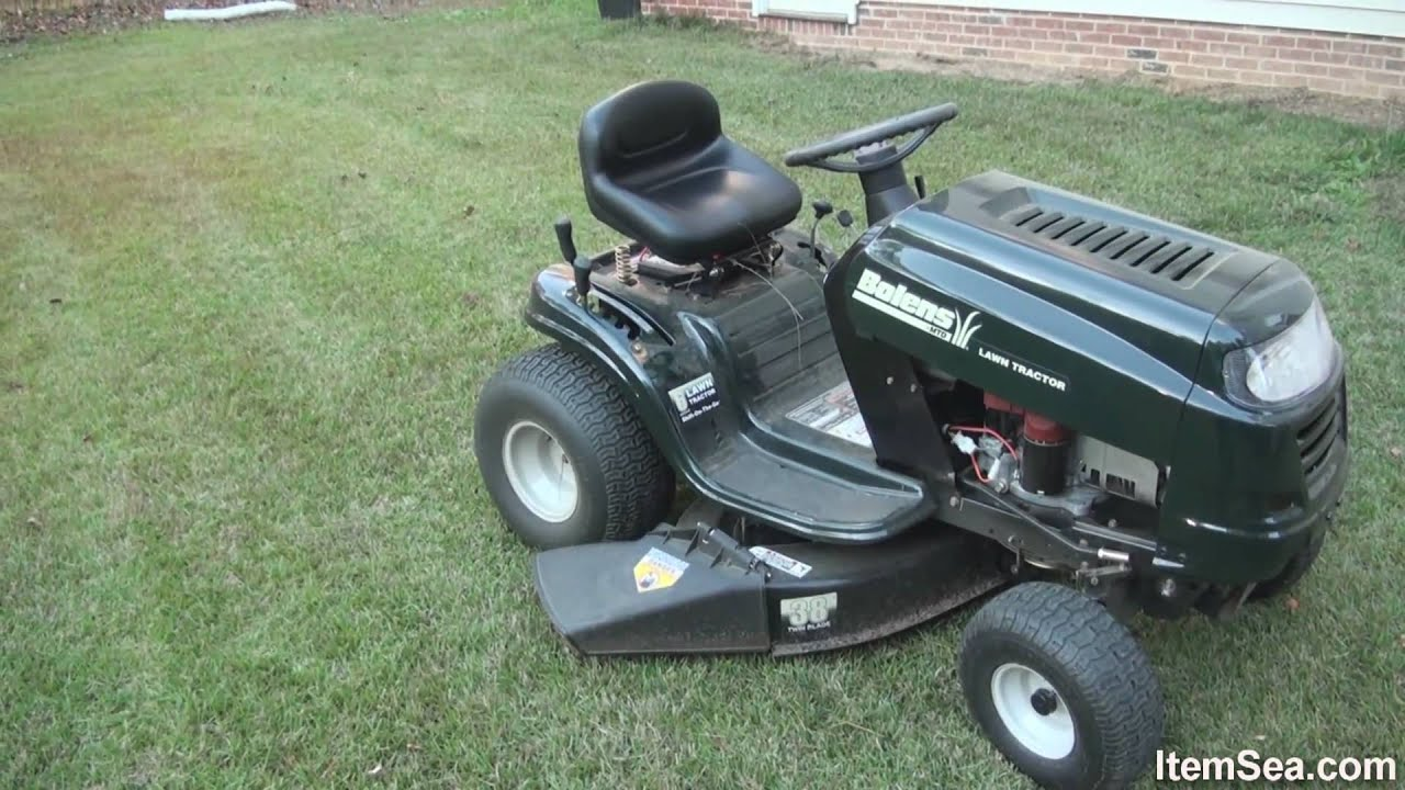 Wiring Diagram For A Bolens 15 5 Hp Mower