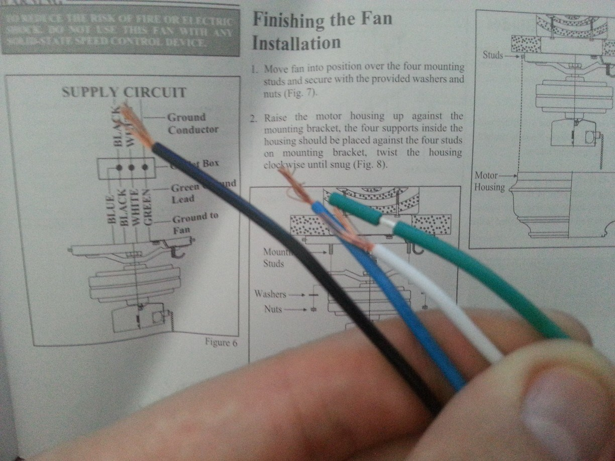 Wiring Diagram For Harbor Breeze Ceiling Fan Switch Ze 208s
