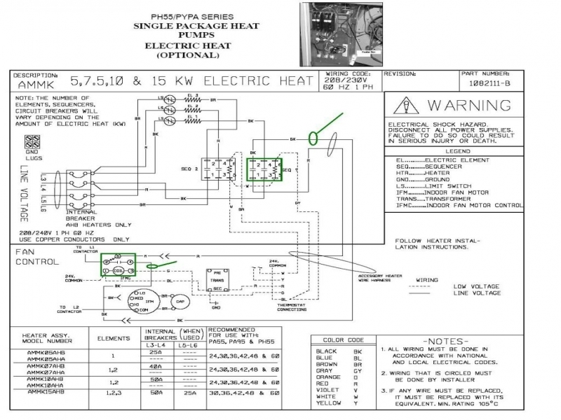 Wiring Diagram For Heil Furnace on