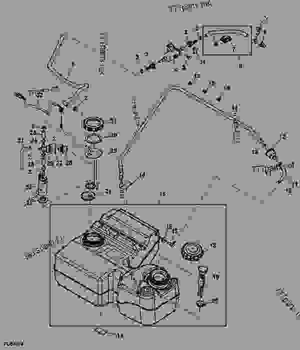 Wiring Diagram For Jd Gator 825i on