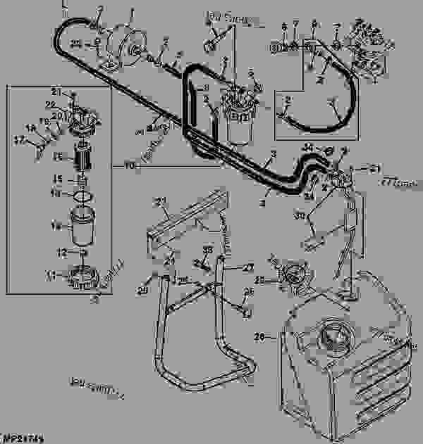 Wiring Diagram For Jd Gator 825i