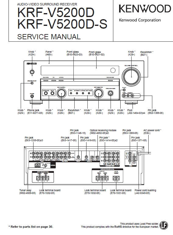 Wiring Diagram For Kenwood Kdc Mp345u