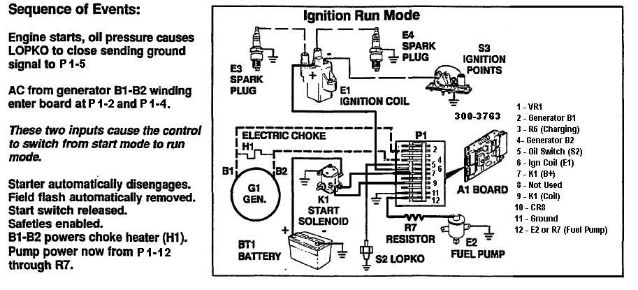 Onan Genset Wiring Diagram