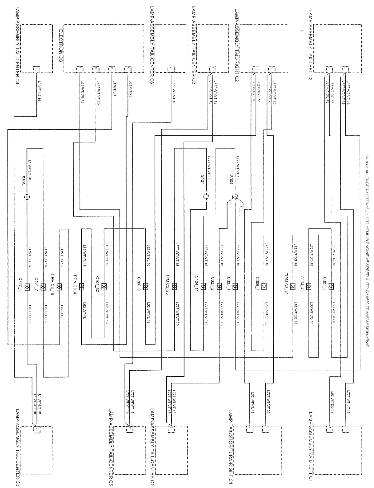 Wiring Diagram For Windows2012 Challenger