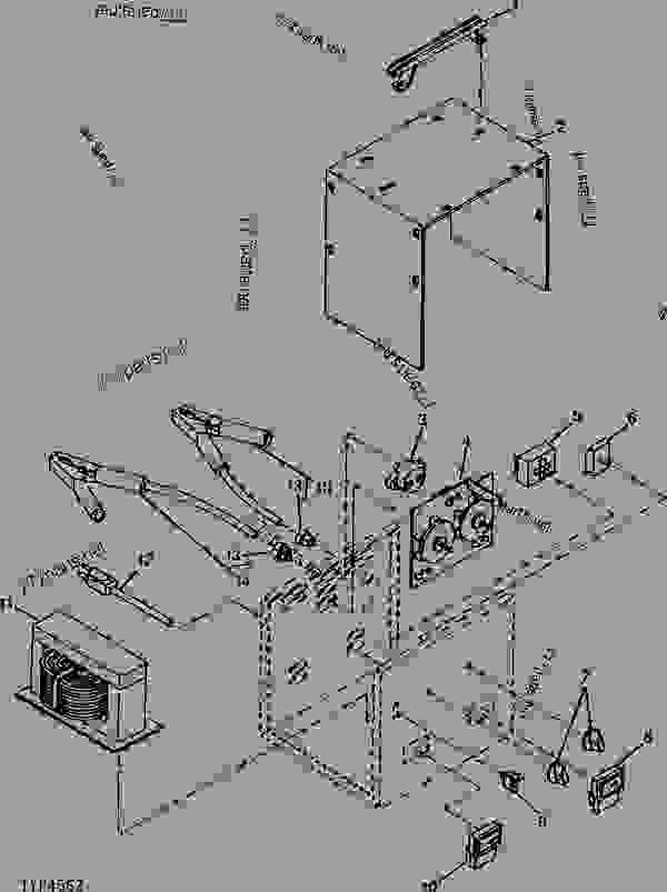 Wiring Diagram John Deere Lt155 15amp