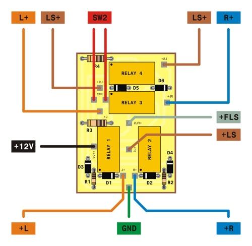 Wiring Diagram Lampu Sein