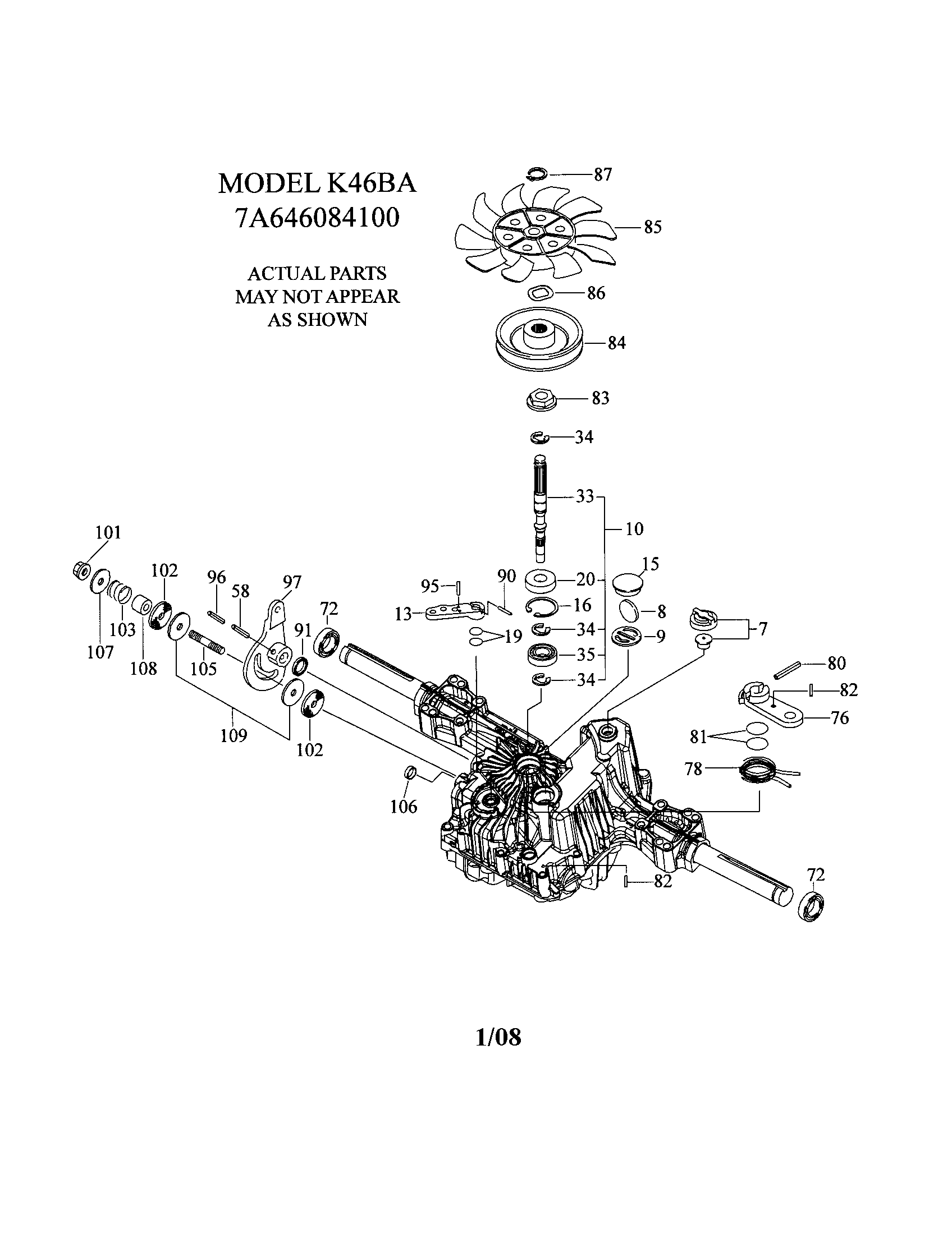 Wiring Diagram Of Charging System On Craftsman Riding