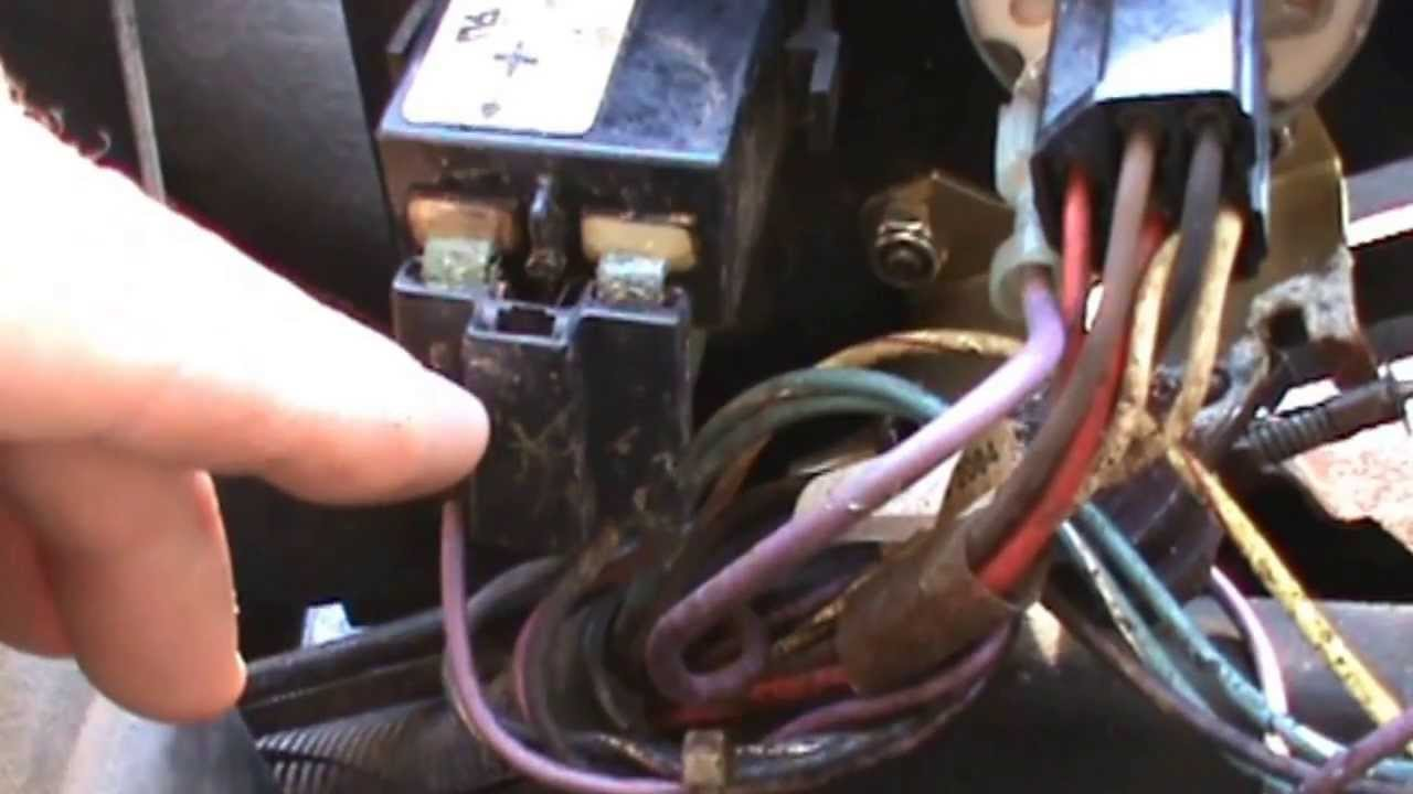Wiring Diagram Of Charging System On Craftsman Riding Mower 917 288250