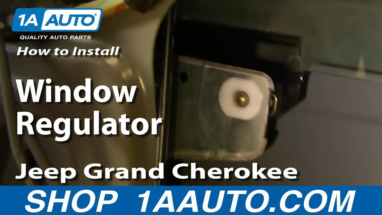 Wk Jeep Grand Cherokee Front Power Window Wiring Diagram