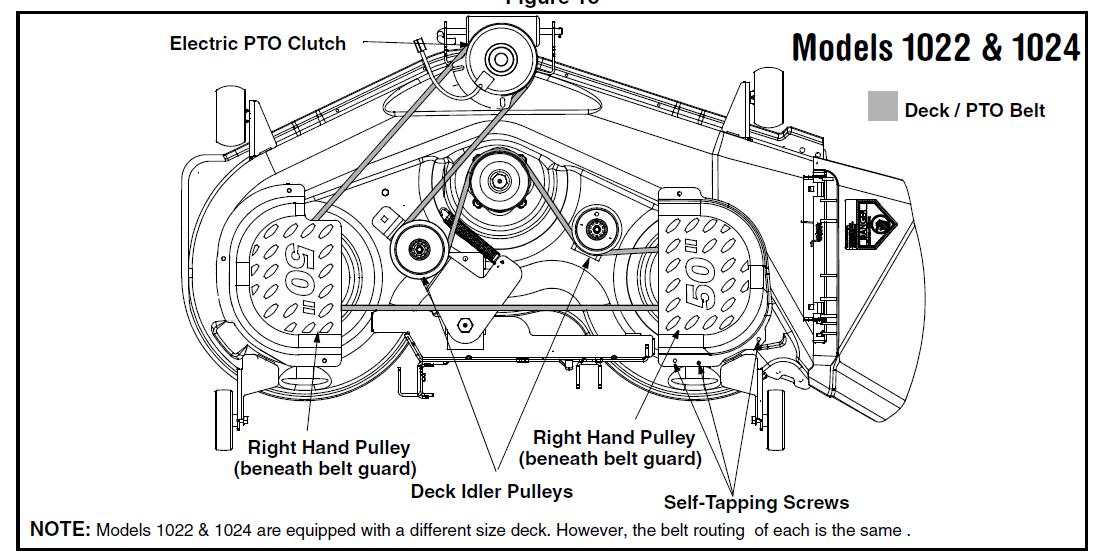 yard machine 746 srl belt diagram